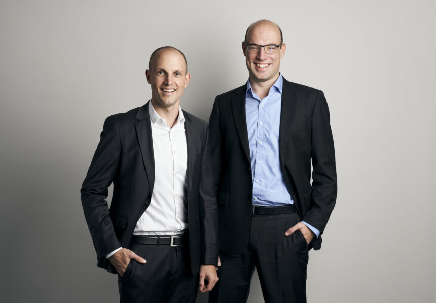 Michael Jakob Luware CTO - Philipp Beck Luware CEO