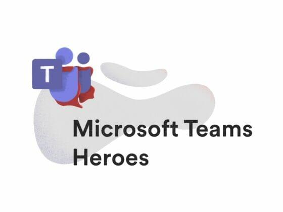 Teams heroes