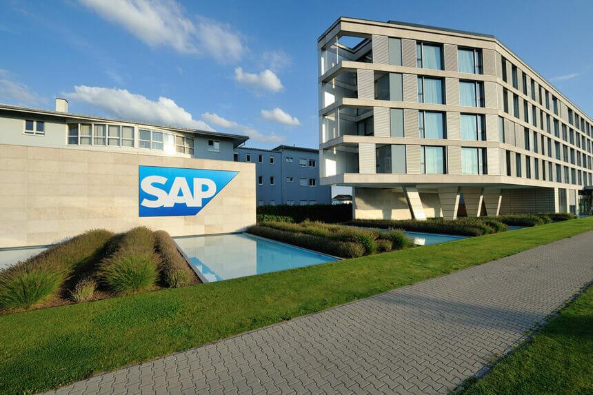 SAP building