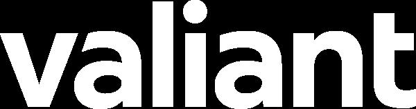 Valiant White logo